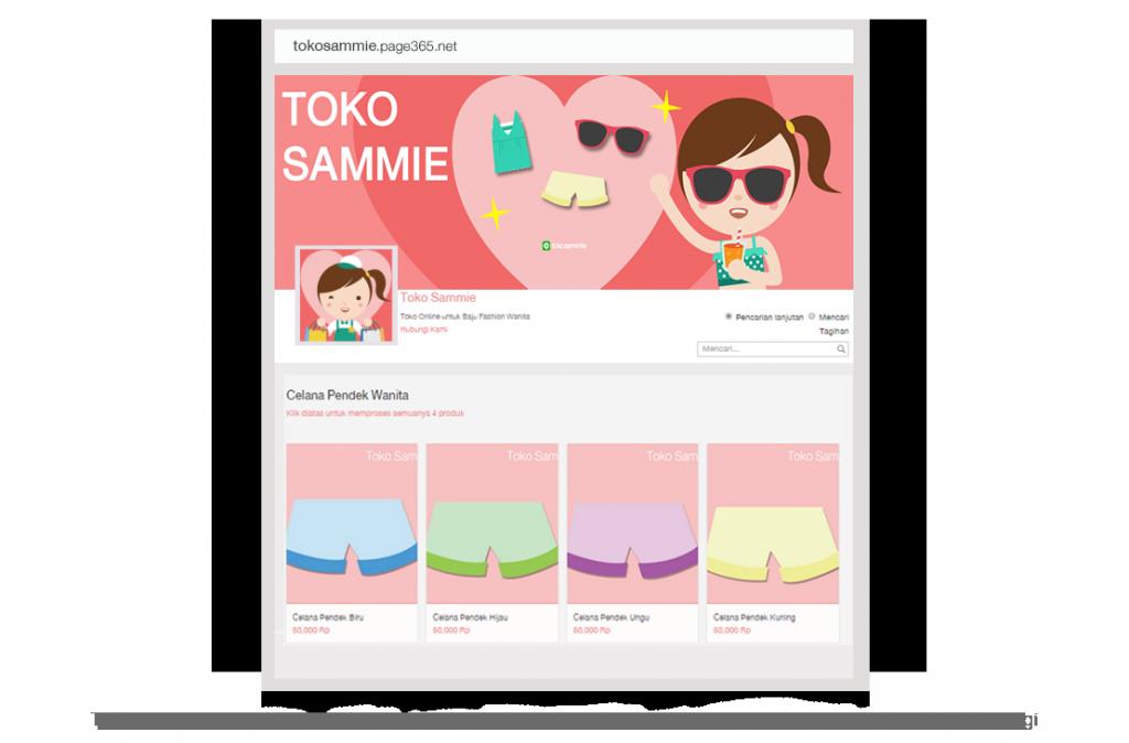 Halaman Toko Online Page365