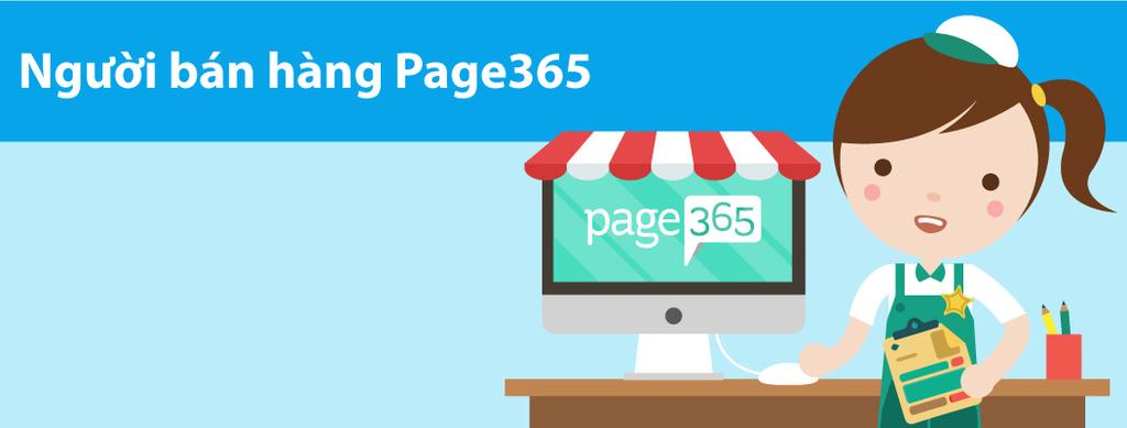 Người bán hàng Page365